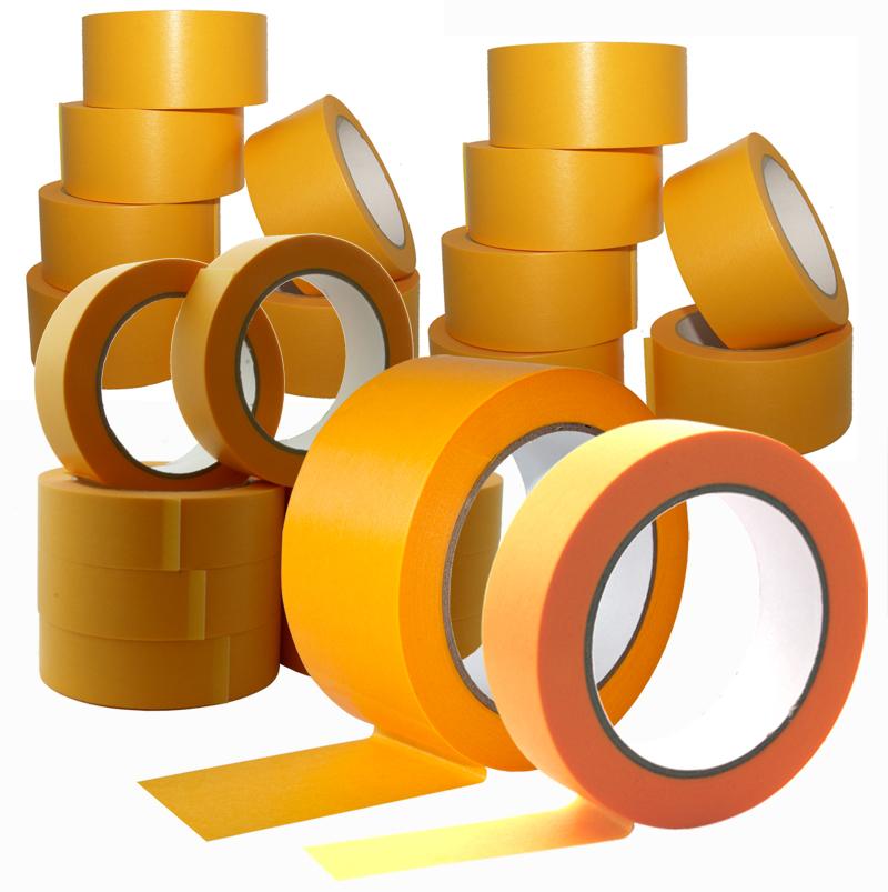 malerband abdeckband goldband abklebeband fineline klebeband 30mm oder 50mm ebay. Black Bedroom Furniture Sets. Home Design Ideas